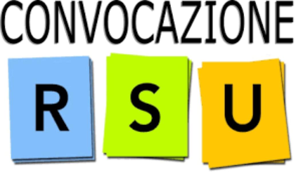 comvocazione rsu 4 ottobre 2019