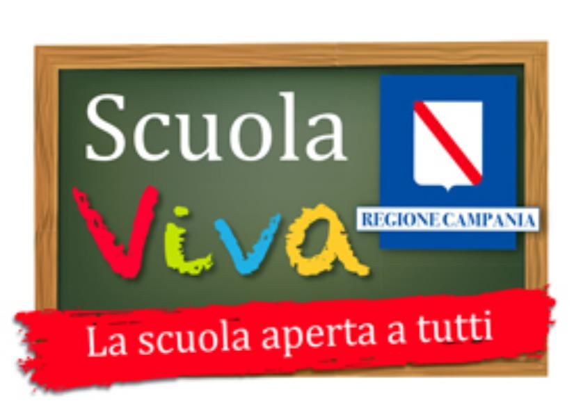 """Scuola Viva  """" Coloriamo a scuola la nosrtra Vita 3"""""""